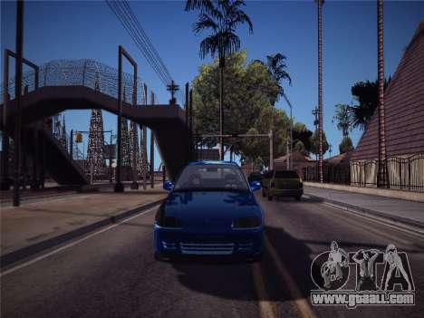 Honda Civic JDM Edition for GTA San Andreas left view