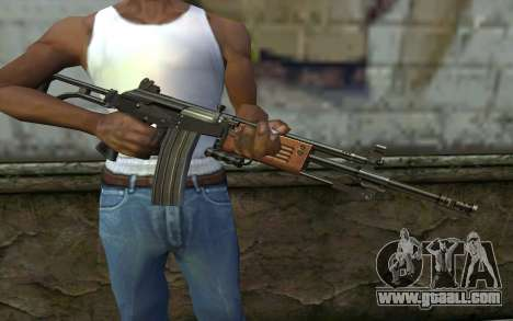 Galil v2 for GTA San Andreas third screenshot