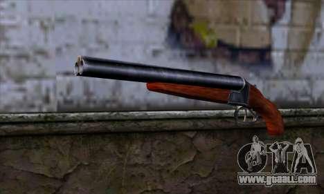 Sawnoff Shotgun for GTA San Andreas