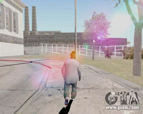 ClickClacks ENB V1 for GTA San Andreas seventh screenshot