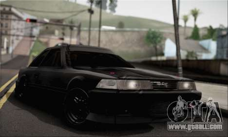 Toyota Soarer GZ20 for GTA San Andreas