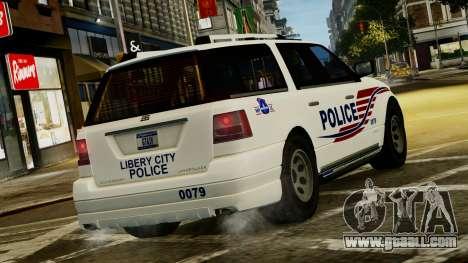 Dundreary Landstalker [ELS] for GTA 4 left view