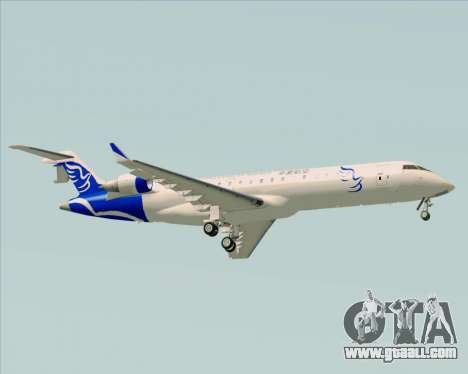 Embraer CRJ-700 China Express Airlines (CEA) for GTA San Andreas right view