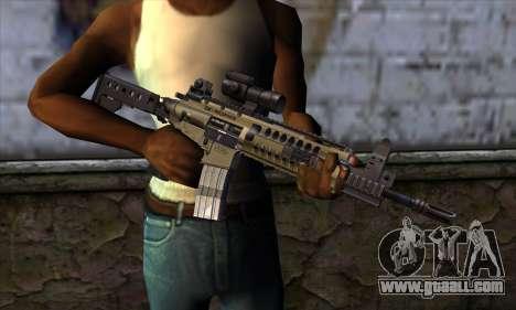 LR300 v2 for GTA San Andreas third screenshot