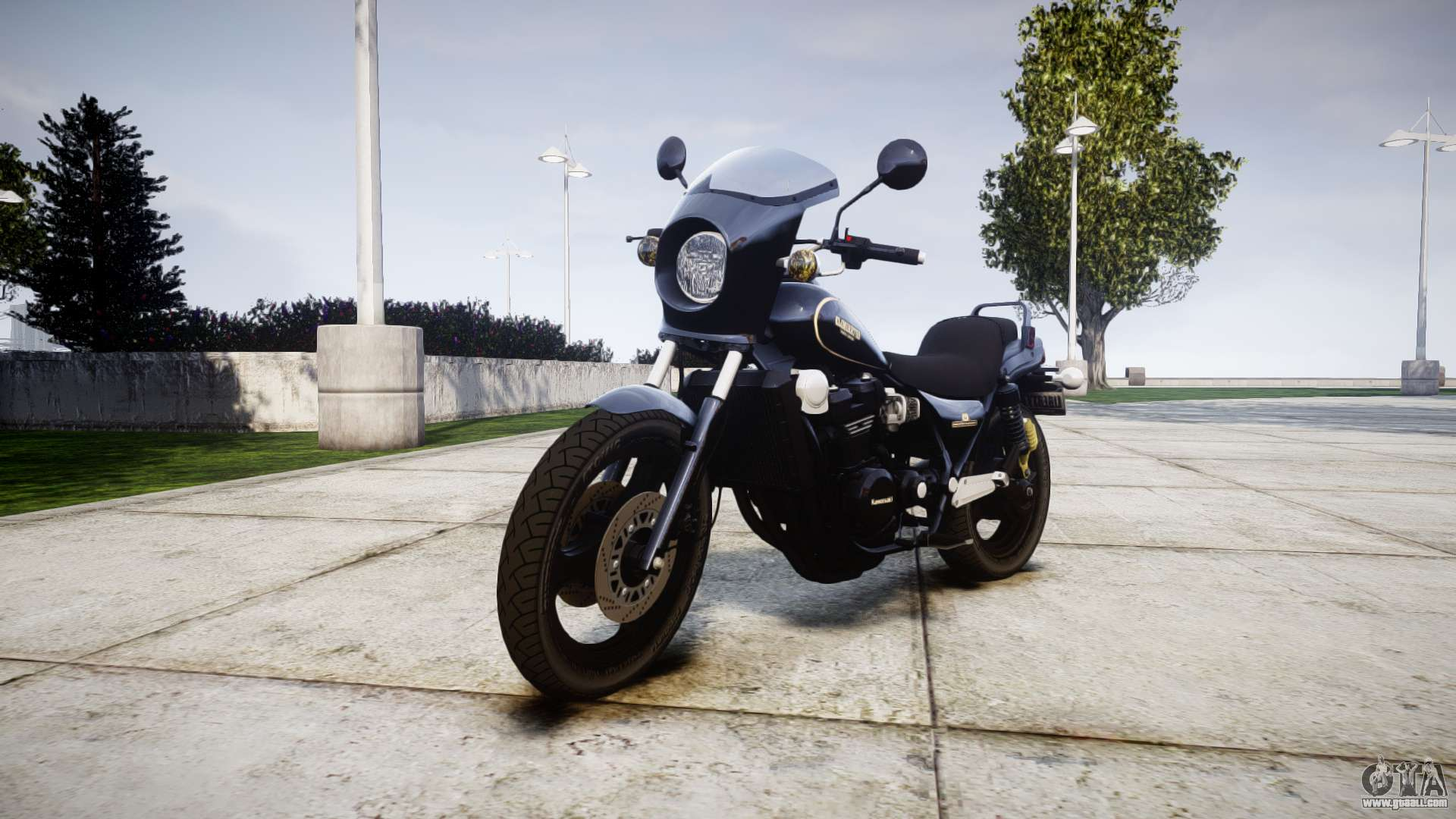 Kawasaki Eliminator  Mods