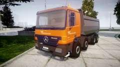 Mercedes-Benz Actros tecnovia