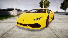 Lamborghini Huracan LP610-4 for GTA 4