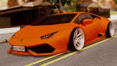 Lamborghini Huracan LB for GTA San Andreas