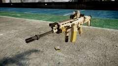 Machine FN SCAR-L Mk 16 target icon1