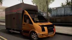 Volkswagen Crafter for GTA San Andreas