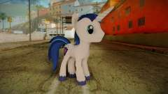 Shining Armor from My Little Pony for GTA San Andreas