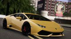 Lamborghini Huracan LP610-4 2015 for GTA San Andreas
