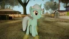 Lyra from My Little Pony for GTA San Andreas