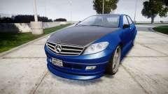 Benefactor Schafter Mercedes-Benz