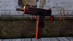 Micro Uzi v2 Rusty-bloody