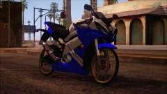 Yamaha R15 Modif