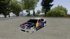BMW E36 Red Bull for GTA San Andreas