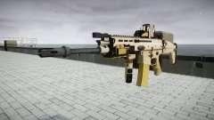 Machine FN SCAR-L Mk 16 target icon3