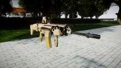 Machine FN SCAR-L Mk 16 target icon2 for GTA 4