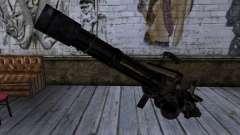 Gun Volcano v1 for GTA San Andreas