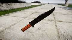 Fighting knife Ka-Bar