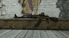 AK47 from PointBlank v2 for GTA San Andreas