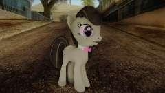 Octavia from My Little Pony for GTA San Andreas