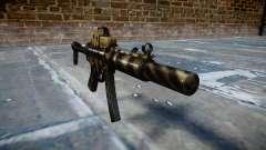 Gun MP5SD EOTHS FS c target