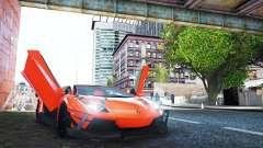 Lamborghini Aventador TZR R-Tech