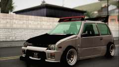 Daihatsu Mira Modified