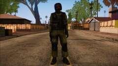Urban from Counter Strike Condition Zero