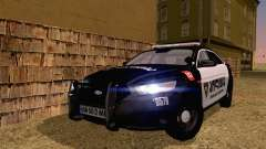 Ford Taurus 2013 Georgia Police Car