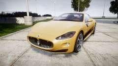 Maserati GranTurismo S 2010 PJ 1