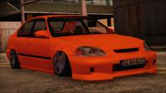 Honda Civic 34 AH 6412 for GTA San Andreas