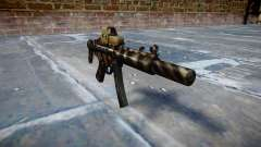 Gun MP5SD EOTHS CS c target