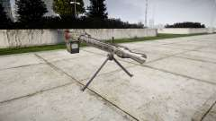 German MG3 machine gun icon1