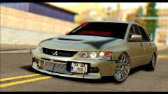 Mitsubishi Lancer Evolution IX JDM for GTA San Andreas