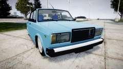 VAZ-2107 best model