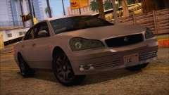 GTA 5 Intruder