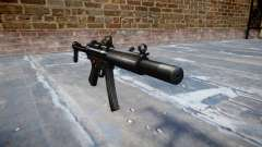 Gun MP5SD DRS FS b target