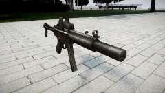 Gun MP5SD EOTHS FS