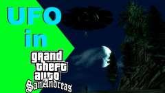 UFO over San Andreas