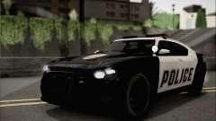 Bravado Buffalo S Police Edition (HQLM)