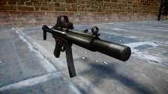 Gun MP5SD EOTHS FS b target