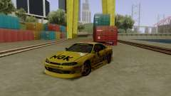 Nissan Silvia S15 NGK Motorsport for GTA San Andreas