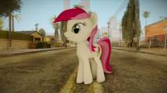 Roseluck from My Little Pony for GTA San Andreas