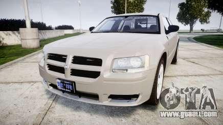 Dodge Magnum 2004 [ELS] Liberty County Sheriff for GTA 4