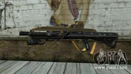 AUG A3 from PointBlank v7 for GTA San Andreas