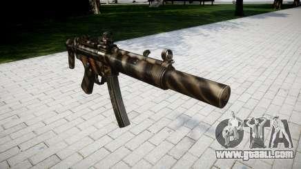 Gun MP5SD DRS CS for GTA 4