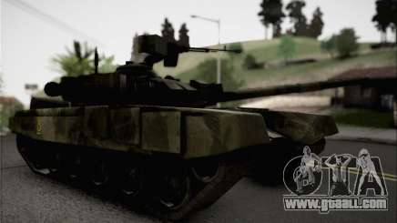 PT-91M Pendekar Tank for GTA San Andreas